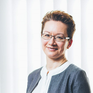 Photo of Hiroko Gunnarsson, Preferred Business Partner
